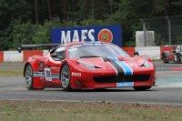 Van Glabeke-Jonckheere - Curbstone FMA Ferrari 458 GT3