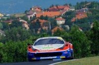 Alan Sicart/Alvaro Barba - Ombra Racing Ferrari