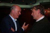 Wolfgang Ullrich en Jos Claes (Dallara)