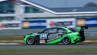 Team ABBA with Rollcentre Racing - BMW M3 V8