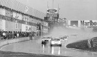 DTM te Circuit Zolder in 1987
