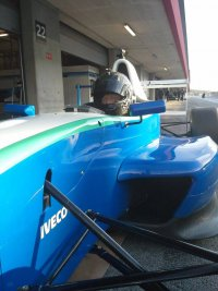 Thierry Verstraete - Formule Renault 2.0