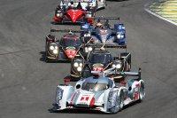 Privé-teams achtervolgen Audi