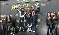 Loeb wint voor Solberg en Hansen