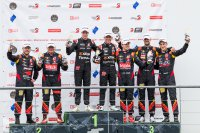 Podium Norma Driver Trophy Benelux Spa-Francorchamps 2019