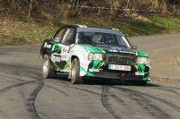 Dirk Van Rompuy-Jens Vanoverschelde - Opel Ascona VR Racing