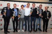 Trofeeën algemeen klassement Belcar 2018