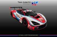 Teo Martin Motorsport - McLaren 720S GT3