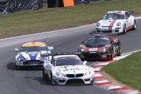 Lee Mowle/Joe Osborne - Triple Eight Racing BMW Z4 GT3