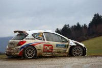 ERC Yänner Rally - Bouffier