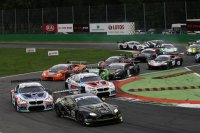 start race 1 GT Open Monza