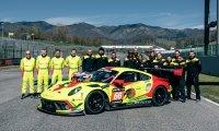 Team Haegli by T2 Racing - Porsche 911 GT3R