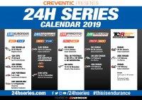 Kalenders Creventic 2019
