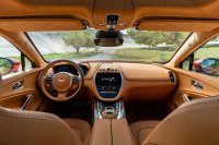 Interieur Aston Martin DBX