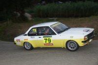Dirk Van Rompuy - Jens Van Overschelde - Opel Ascona VR Racing
