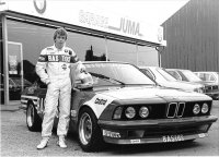 Thierry Tassin - BMW 635 Juma