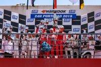 Podium 2019 Hankook 24H Portimão GT Series