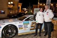 Ellen Lohr - Norbert Walchhofer (teambaas Dexwet-df1 Racing Motorsport)