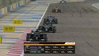 Braking Performance Insight van de F1