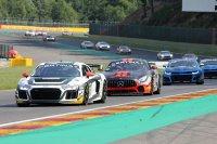 European GT4 Series @ Spa
