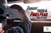 Peugeot keert terug naar Pikes Peak