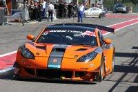 Team LNT Ginetta GT3