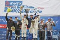Podium Syntix Zandvoort 500