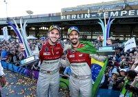 Daniel Abt en Lucas Di Grassi