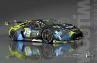T3 Motorsport - Lamborghini Huracan DTM