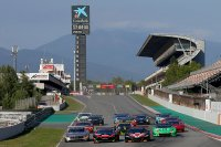 Start Race 1 GT Sports Club Barcelona 2019