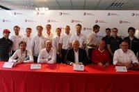 Persconferentie Total Belgian Audi Club Team WRT - 24 Hours of Spa 2016