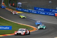 De DTM-start in Spa-Francorchamps