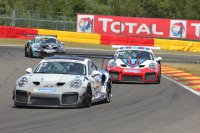 Luc Vanderfeesten - Porsche 911 GT2 Clubsport