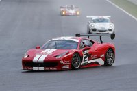 Frank & Hans Thiers - Ferrari 458 Challenge