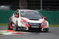 Gianni Morbidelli - WestCoast Racing Honda Civic