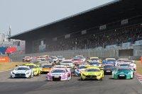 Start ADAC GT Nürburgring Zaterdagrace
