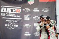 Kevin Ceccon en Ma Qinghua - Mulsanne Racing