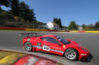 Van Glabeke-Jonckheere - Curbstone Corse Ferrari 458 GT3