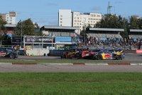 Start finale Riga Race 1