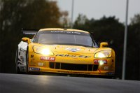 PK Carsport is een jaar later weer te zien met de Corvette