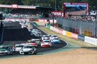 Start Porsche GT3 Cup Challenge Benelux te Le Mans