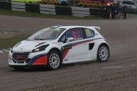 Andy Scott - Peugeot 208 T16 - Albatec Racing