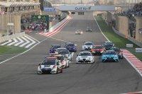 Start race 1 Bahrein