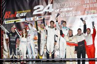 Podium Klasse 4 Race Promotion Night 2016