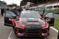 Sheldon van der Linde - Comtoyou Racing Audi RS3 LMS
