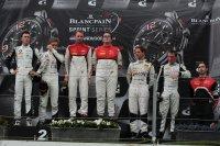 Podium Main Race Zandvoort