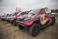 Nasser Al-Attiyah - Toyota Hilux