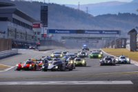 Start 2017 Asian Le Mans Series 4H Fuji