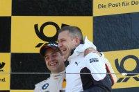 Schopt  Bart Mampaey's Team RBM het tot beste DTM-team...
