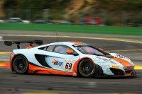 Gulf Racing UK - McLaren MP4-12C